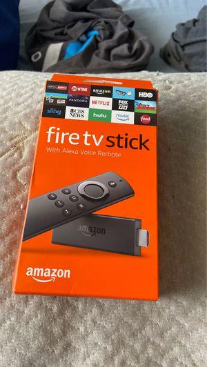 Amazon Fire Tv Stick for Sale in San Jose, CA
