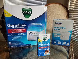 Vicks humidifier for Sale in Dallas, TX