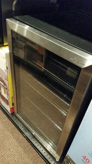 Stainless steel refrigerator for Sale in Modesto, CA