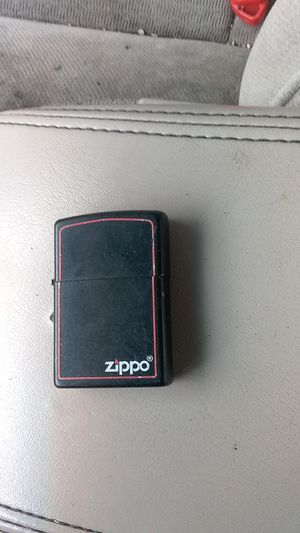 Zippo lighter for Sale in Highland, CA