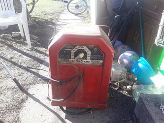 225 Amp Lincoln arc Welder for Sale in Pawnee,  IL