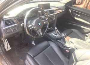For parts 2014 bmw 328i parting out oem part partes engine door quarter panel suspension leather interior radio steering wheel engine cradle and more for Sale in Miami Beach, FL