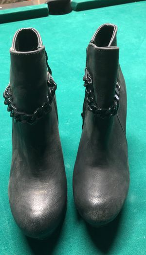 Sbicca- brand new wedge boots - size 36 (6). for Sale in Las Vegas, NV