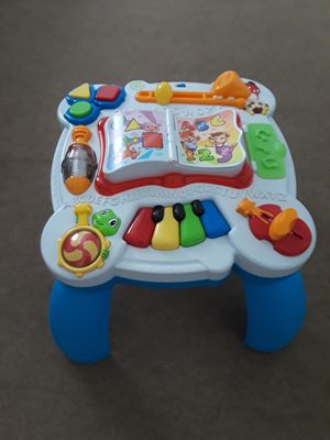 Learning table toy, like new. for Sale in Riverside, CA