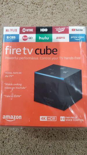 Amazon Fire TV Cube for Sale in Cumming, GA