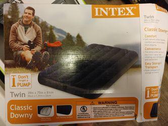 Twin air mattress for Sale in Kent,  WA