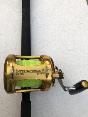 Penn international tuna fishing reels for Sale in North Plainfield, NJ
