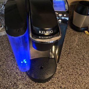 Keurig adjustable Size Single Cup Maker for Sale in Boerne, TX