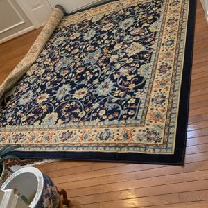 Oriental Rug 97 Inches Square for Sale in Ellicott City, MD