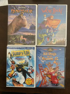 Brand New Sealed Dvds - Good Xmas Gift for Sale in Fontana, CA