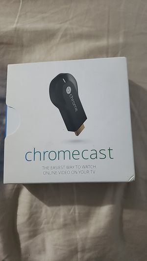 Chromecast for Sale in Brooklyn, NY
