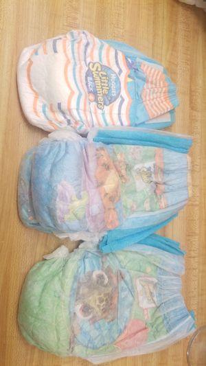 Huggies swim diapers small /medium for Sale in Mesa, AZ