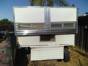 Pop-up camper nice project 8' size bed for Sale in Temecula, CA