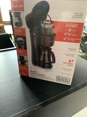 Black & Decker Coffee Maker for Sale in Lebanon, PA