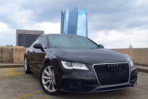 2013 Audi A7 for Sale in San Antonio, TX