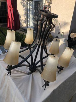 Chandelier very good condition for Sale in Garden Grove, CA