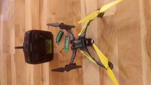 Dromida Ominus FPV RTF. Needs a new canopy, top of it is$2 online. Flys perfect without it. for Sale in Rockwood, MI