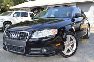 2008 Audi A4 for Sale in Tampa, FL