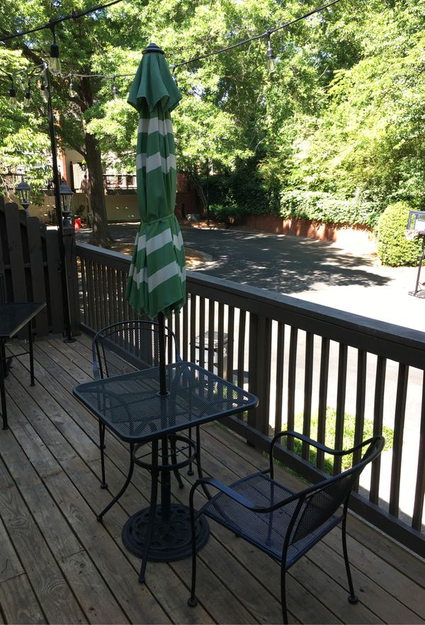 Patio Table And Chairs Free For Sale In Atlanta Ga