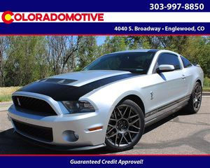 2011 Shelby GT500 Coupe for Sale in Englewood, CO