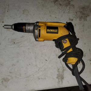 Dewalt Sheetrock Screw Gun for Sale in Biggs, CA