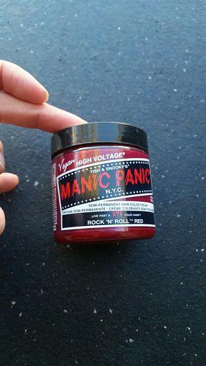 Manic panic semi permanent color cream for Sale in Las Vegas, NV