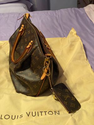 Louis Vuitton Bag With Wallet for Sale in Alexandria, VA
