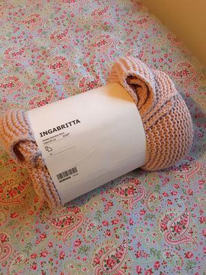 "Brand new inga Britta 51x67"" throw blanket for Sale in Mukilteo, WA"