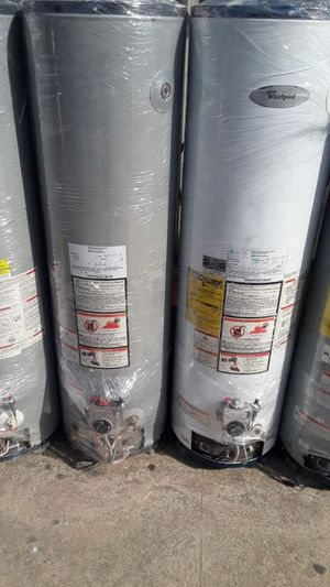 Special sale water heater today for 320 whit installation included for Sale in Colton, CA