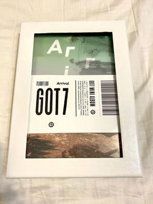 GOT7 - Flight Log : Arrival 6th Mini Album Ever Ver. for Sale in La Habra, CA