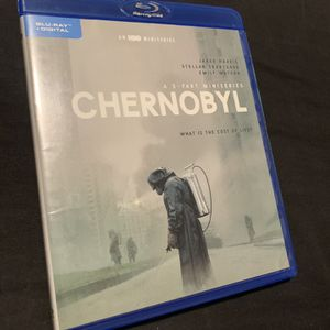 Chernobyl Blu Ray for Sale in Los Angeles, CA