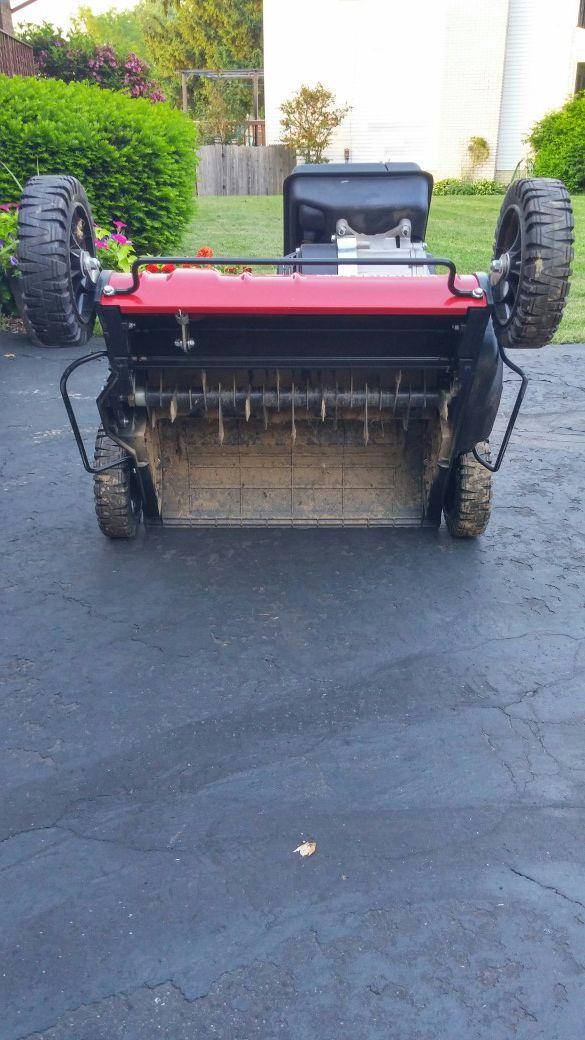 Mtd 21 Quot Steel Blade Lawn Dethatcher Mower For Sale In