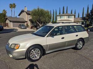 2003 Subaru outback AWD-Auto-AC for Sale in Morgan Hill, CA