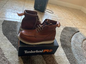Work boots for Sale in Bellflower, CA