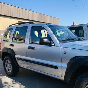 2002 Jeep Liberty for Sale in San Jose, CA