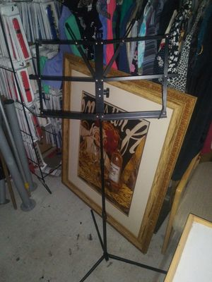Music stand each for Sale in Greenacres, FL