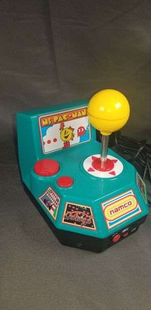 namco ms pacman plug and play for Sale in Chicago, IL