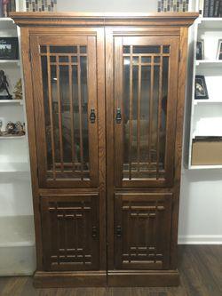 Entertainment center cabinets for Sale in Prattville,  AL