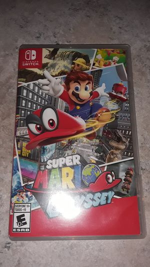 Super Mario Oddysey (Nintendo Switch) for Sale in Winter Haven, FL