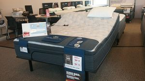 Start perfict sleeper $799 With a free Adjustable base. for Sale in Charlotte, NC