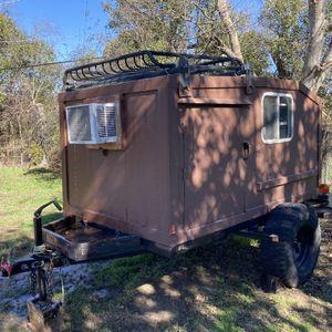 Tear drop trailer camper for Sale in Fort Worth, TX