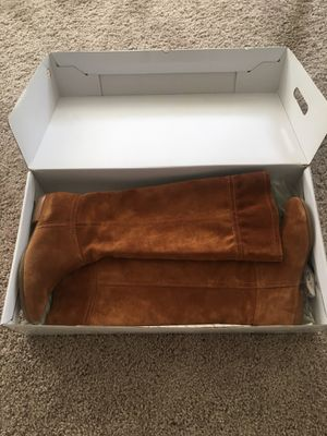 Aldo Suede Knee Boots for Sale in Suitland, MD