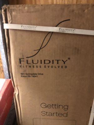 Fluidity work out bar/Pilates for Sale in Atlanta, GA