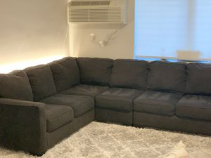 Ashley Sectional Couch for Sale in North Bay Village, FL
