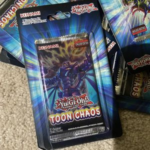 Yugioh Toon Chaos English Edition Lot for Sale in Carson, CA