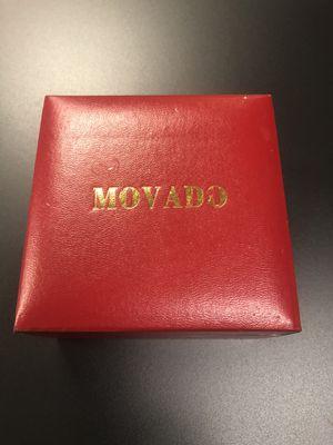 Movado dress watch for Sale in Wichita, KS