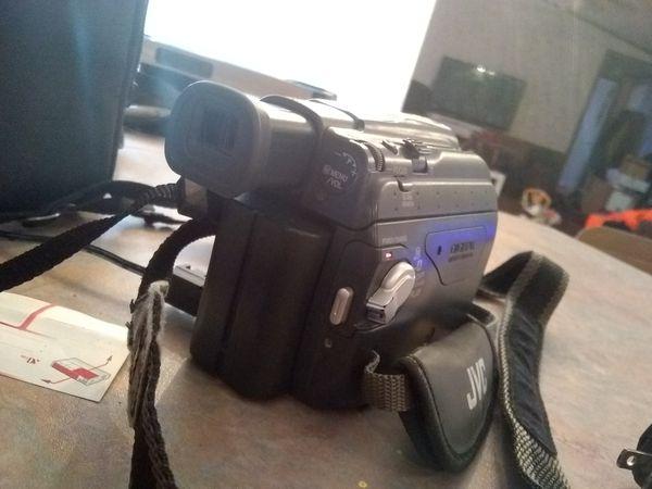 Jvc digital camcorder