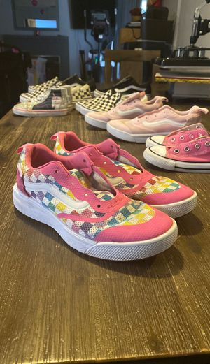 Vans size 2 for Sale in Stockton, CA
