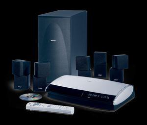 Bose AV28 Media Center And Subwoofer w/ (5)Speakers System.- for Sale in Weldon Spring, MO