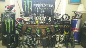 Dirt bike gear for Sale in Moreno Valley, CA